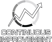 Continuous Improvement bw no textb